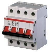 Рубильники модульные ABB серии E200 (от 80A до 125A)