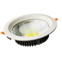 Светодиодный светильник VEGAS-30 (30 ватт, 3000К, IP20, Ø200)