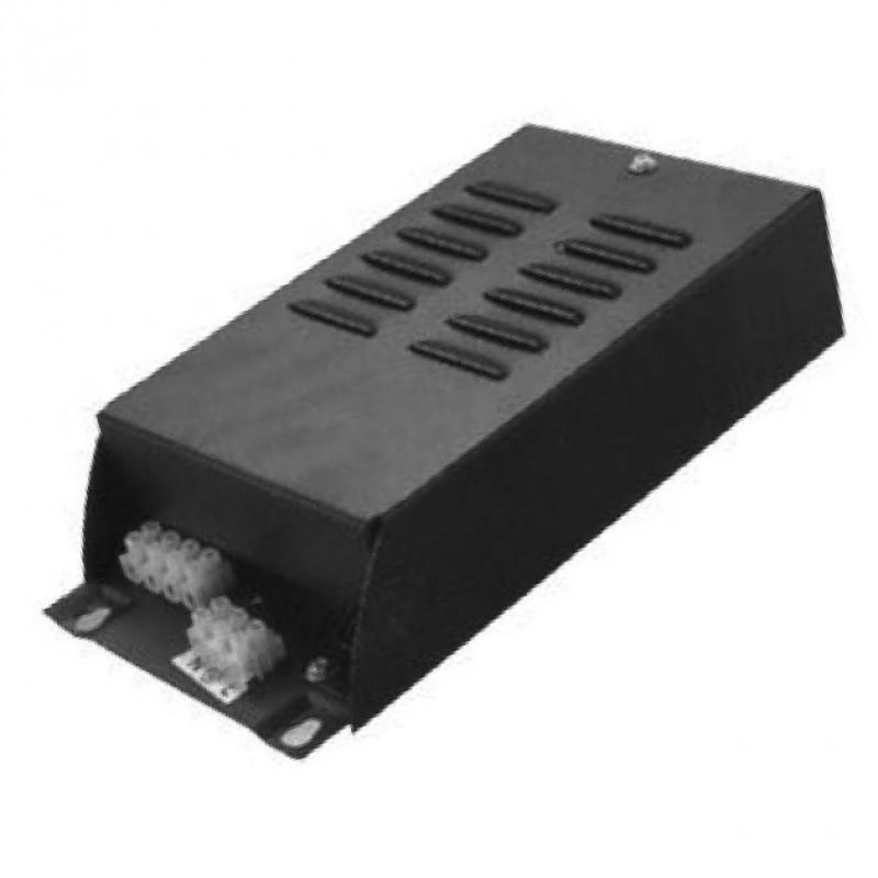 ЭмПРА 2x18W для ламп КЛЛ моноблок IP20 225x125x75