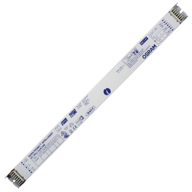 ЭПРА Osram QTi DALI 2x58 DIM диммируемый для люминесцентных ламп T8