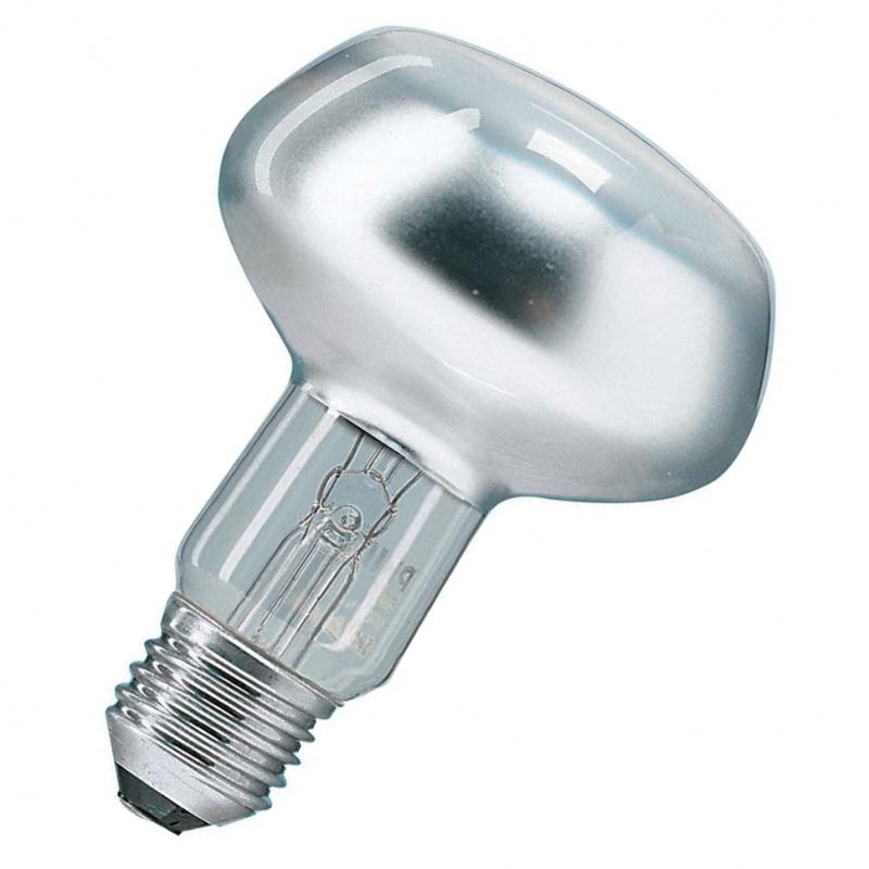 Лампа зеркальная Philips R80 40W E27