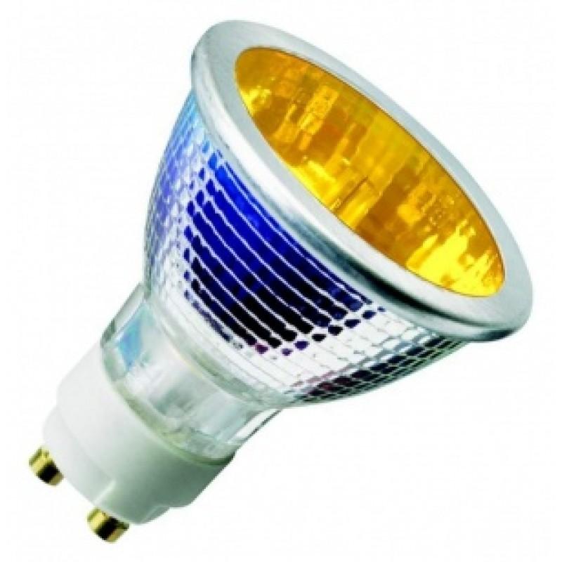 Лампа металлогалогенная Sylvania BriteSpot ES50 35W/Yellow GX10