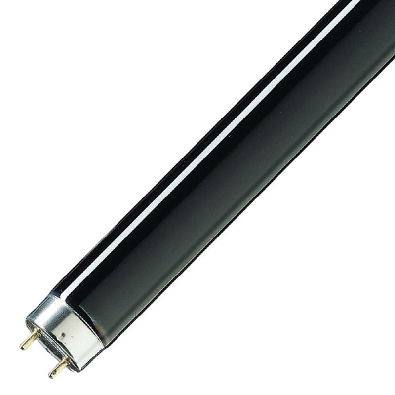 Лампа ультрафиолетовая T8 Sylvania F15W/BLB G13, 438 mm