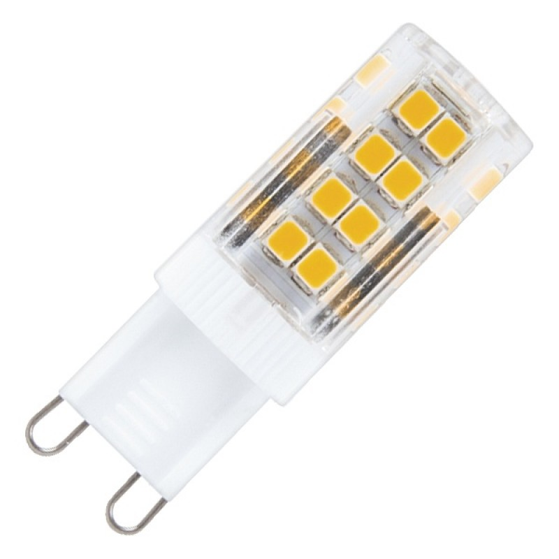 Лампа светодиодная капсула Feron LB-432 5W 6400K 220V G4 500lm 16x45mm холодный свет