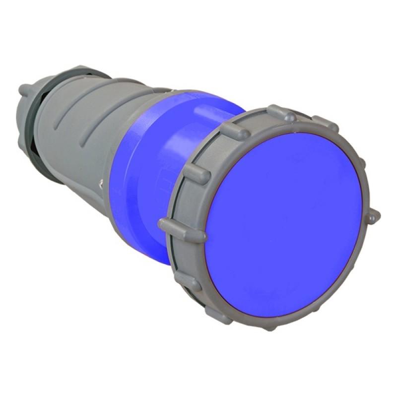 Розетка переносная ССИ-233 63А-6ч/200-250В 2Р+РЕ IP67 MAGNUM ИЭК