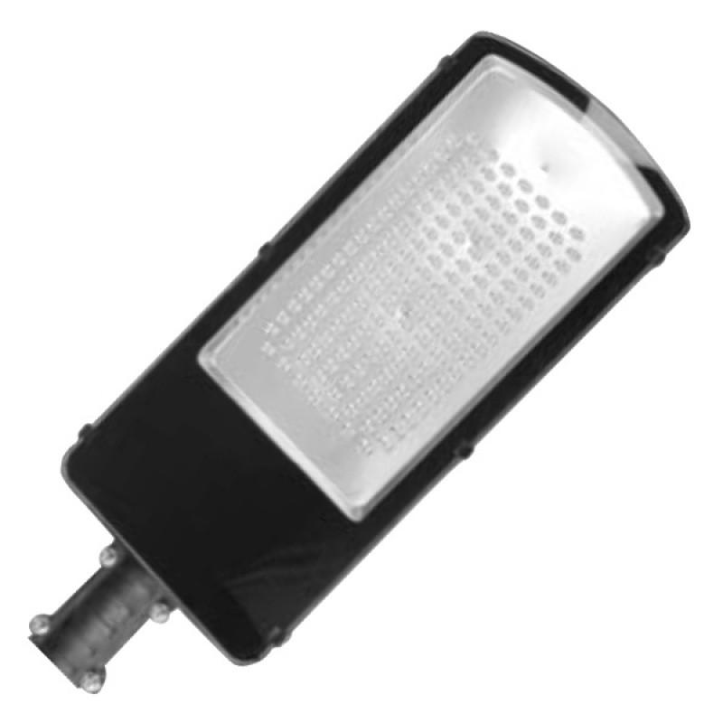 Консольный светодиодный светильник FL-LED Street-01 100W 4500K 220V 10410lm IP65 черный