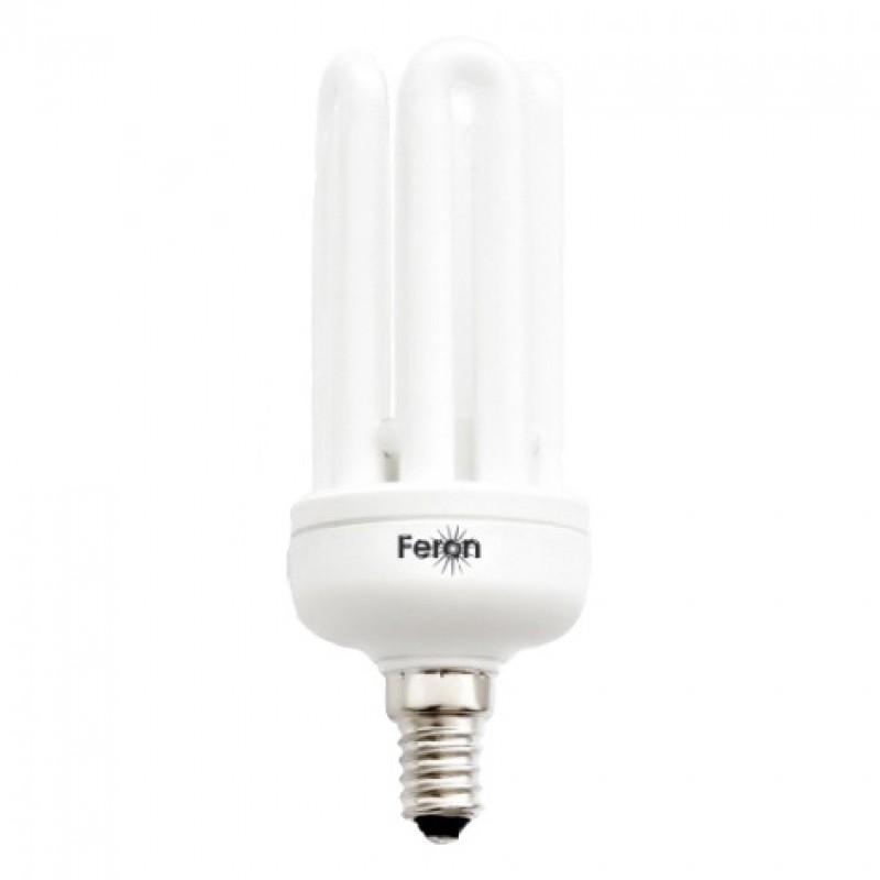 Лампа энергосберегающая Feron ESB71 4U mini 15W 2700k E14